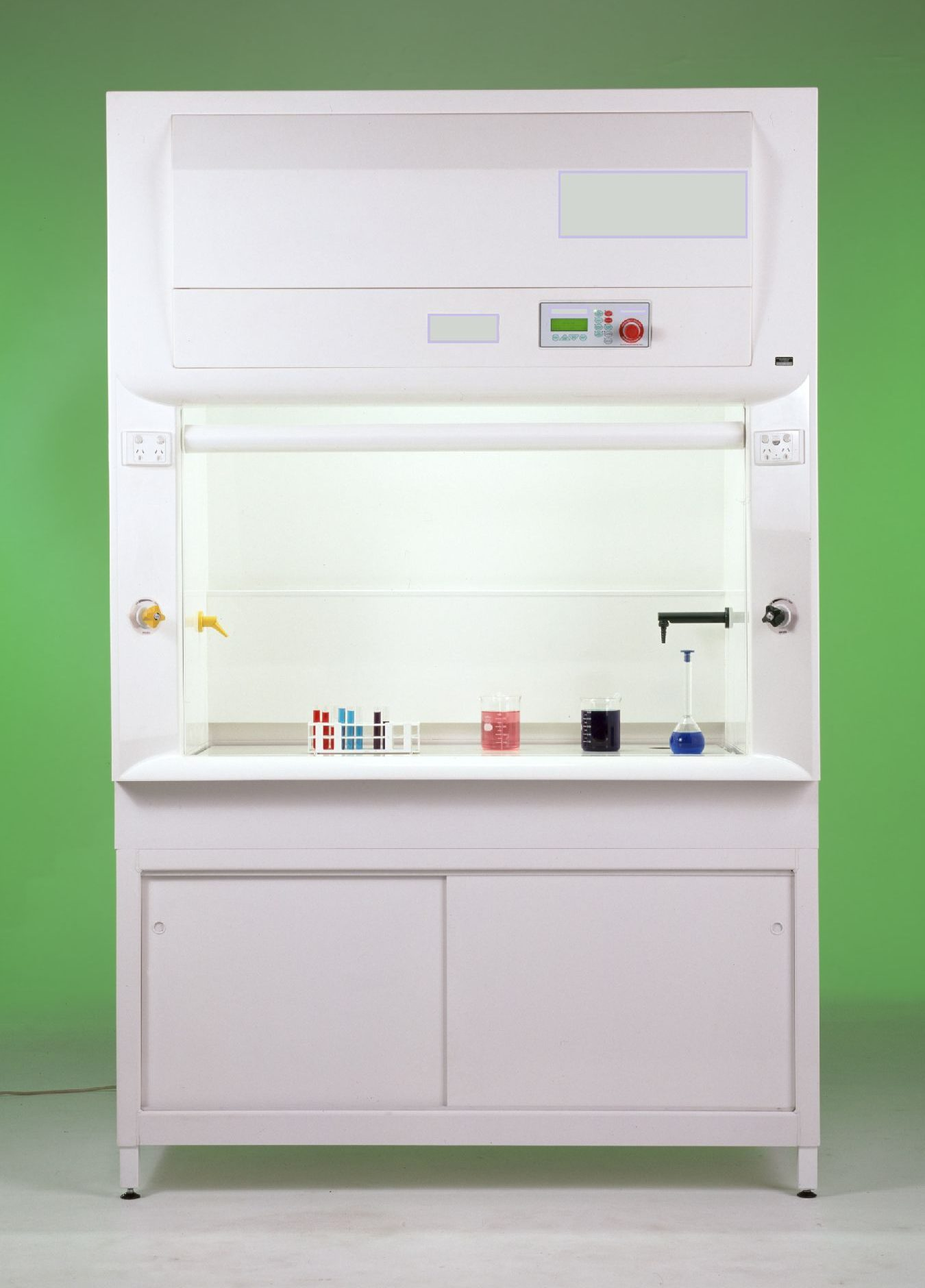 Modulaire Fume Cupboards ifab